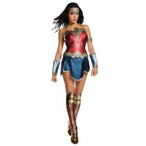 Wonder Woman Adult Costume - Size Small